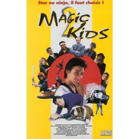 Cassette k7 vidéo vhs FILM ANIMATION Magic Kids 2 occasion