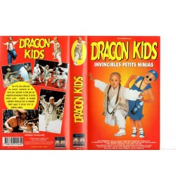 Cassette k7 vidéo vhs FILM ANIMATION Cassette k7 vidéo vhs FILM ANIMATION DRAGON KIDS occasion occasion