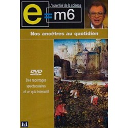 DVD E M6 - Nos ancêtres au quotidien Documentaire Mac Lesggy Neuf Blister