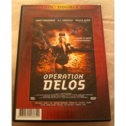 Double DVD zone 2 Opération Delos + Complot terroriste Joseph Purcell collection occasion