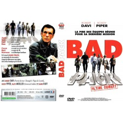 DVD Zone 2 Bad Pack Classification : Action Robert Davi Neuf Sous Blister