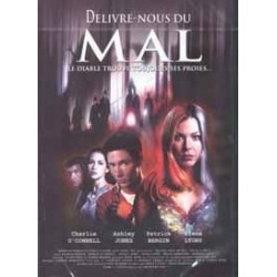 DVD zone 2 Delivre-nous du mal Classification : Horreur collection occasion