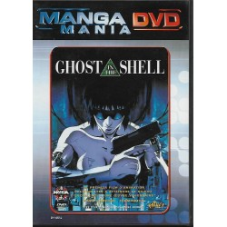 DVD zone 2 Manga Mania : Ghost in the shell collection occasion