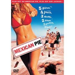 DVD zone 2 Mexican Pie Classification : Comédie collection occasion