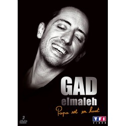 DVD zone 2 Coffret Collector Gad Elmaleh - Papa est en haut Classification : Spectacle - Humour collection occasion