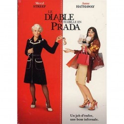 DVD zone 2 Le Diable s'habille en Prada Meryl Streep collection occasion