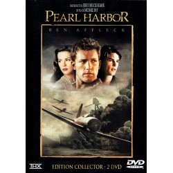 DVD zone 2 Pearl Harbor - Édition Collector Classification : Guerre Ben Affleck collection occasion