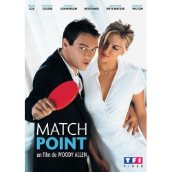 DVD zone 2 Match Point Scarlett Johansson Drame - Thriller Woody Allen collection occasion