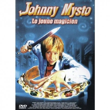 DVD zone 2 Johnny Mysto - le jeune magicien Classification : Aventure - Fantastique Neuf sous blister