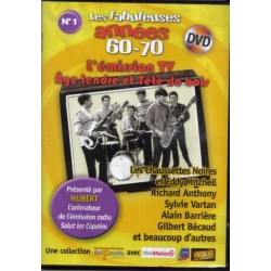 DVD zone 2 LES FABULEUSES ANNEES 60-70 - DVD N°1 collection occasion
