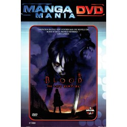 DVD zone 2 Manga Mania dvd N° 2 : Blood the last vampire collection occasion