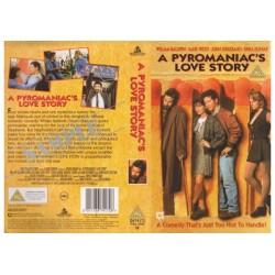 DVD zone 2 Pyromaniac Love Story Classification : Comédie dramatique William Baldwin collection occasion