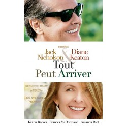 DVD zone 2 Tout peut arriver Comédie dramatique Jack Nicholson - Diane Keaton collection occasion