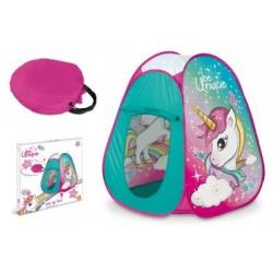 Tente à Balle pop up Licorne intérieur/extérieur idée cadeau enfant fille idée cadeau anniversaire NOEL neuve