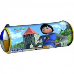 Trousse Playmobil licence officielle collection fourniture scolaire enfant neuve
