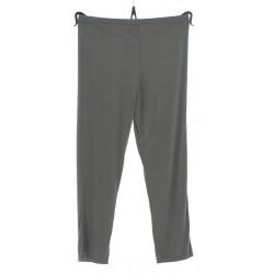 Legging en viscose couleur unie gris France taille unique femme ados vêtement été plage piscine décontracté NEUF