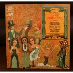 Disque Vinyle 33 tours LA VIE PARISIENNE Jacques Offenbach collection occasion