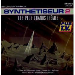 Disque Vinyle 33 tours synthétiseur 2 les plus grands thèmes Ed Starink collection occasion