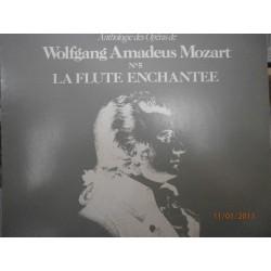 Disque Vinyle 33 tours Anthologie des opéras de mozart n°5 La flute enchantée Wolfgang Amadeus MOZART collection occasion