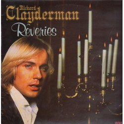 Disque Vinyle 33 tours Reveries - Richard Clayderman 17 titres collection occasion