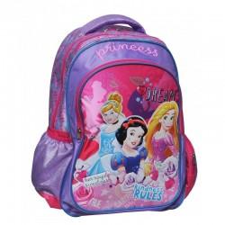 Sac à dos Princesse - 47 cm Qualité supérieure licence Disney cartable rentrée scolaire enfant neuf