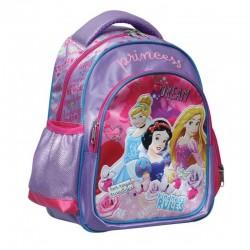 Sac à dos Princesse - 33 cm Qualité supérieure licence Disney cartable rentrée scolaire enfant neuf