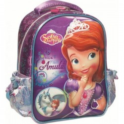 Sac à dos Princesse Sofia Disney 3D avec licorne en rose 31 cm Qualité supérieure licence Disney cartable scolaire neuf