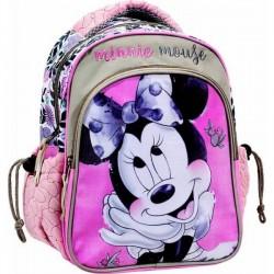 Sac à dos Minnie licence Disney 31 cm cartable scolaire enfant maternelle neuf