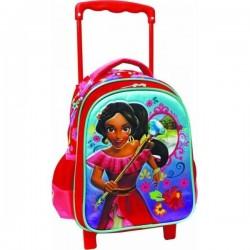 Sac à dos Trolley princesse Elana 31 cm licence Disney qualité supérieure cartable scolaire maternelle neuf