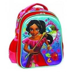 Sac à dos princesse Elana 31 cm licence Disney qualité supérieure cartable scolaire maternelle neuf