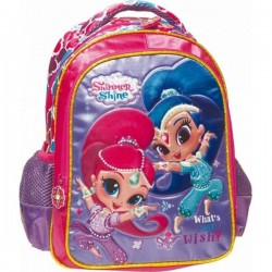 Sac à dos princesse Shimmer et Shine 31 cm licence officielle qualité supérieure cartable scolaire maternelle neuf