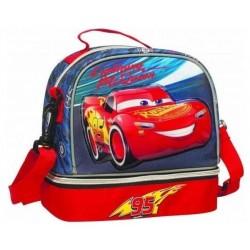 Sac à goûter isotherme Cars Flash Mc Queen Qualité supérieure licence officielle PISCINE PLAGE PIQUE NIQUE neuf
