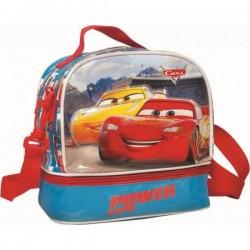 Sac à goûter isotherme Cars Flash Mc Queen v02 Qualité supérieure licence officielle PISCINE PLAGE PIQUE NIQUE neuf
