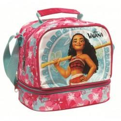 Sac à goûter isotherme Vaiana Qualité supérieure licence officielle Disney PISCINE PLAGE PIQUE NIQUE neuf