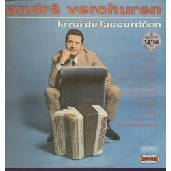 Disque Vinyle 33 tours Le Roi De L'accordéon - André Verchuren Et Son Orchestre collection occasion