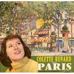 Disque Vinyle 33 tours Renard Chante Paris 21 titres collection occasion