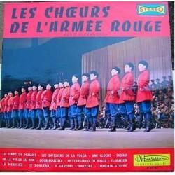 Disque Vinyle 33 tours Les Choeurs De L'armee Rouge - Boris Alexandrov 12 titres collection occasion