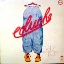Disque Vinyle 33 tours Coluche..Enregistrement Public Vol.2 collection occasion