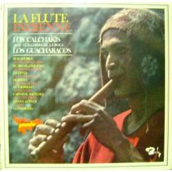 Disque Vinyle 33 tours La Flute Indienne - Los Calchakis.Los Guacharacos collection occasion