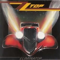 Disque Vinyle 33 tours Eliminator - Zz Top 11 titres collection occasion
