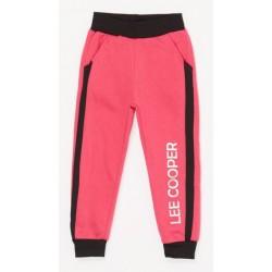 Pantalon de Jogging rose marque Lee Cooper du 4 au 12 ans fille idée cadeau anniversaire noel NEUF