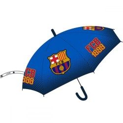 Parapluie automatique Barcelone v02 Foot football supporter licence officielle IDEE CADEAU ANNIVERSAIRE NOEL NEUF