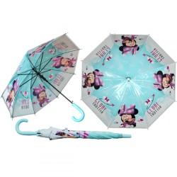 Parapluie automatique Minnie licence officielle Disney SORTIE SCOLAIRE IDEE CADEAU ANNIVERSAIRE NOEL NEUF