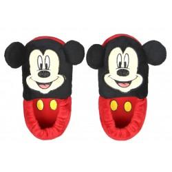 CHAUSSONS 3D MICKEY du 23/24 au 29/30 licence officielle Disney IDEE CADEAU ANNIVERSAIRE NOEL NEUF