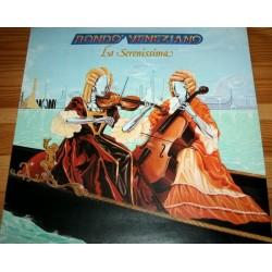 Disque Vinyle - 33 tours La Serenissima Rondo Veneziano collection occasion