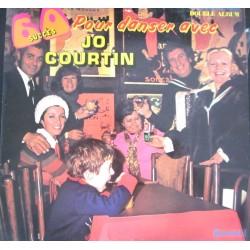 Disque 2 Vinyles 60 Succès Pour Danser Avec Jo Courtin. Double Album collection occasion