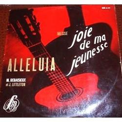 Disque Vinyle 33 tours JOHN LITTLETON alleluia messe joie de ma jeunesse collection occasion