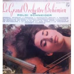 Disque Vinyle 33 tours Le Grand Orchestre Bohémien De Poldi Schneider collection occasion