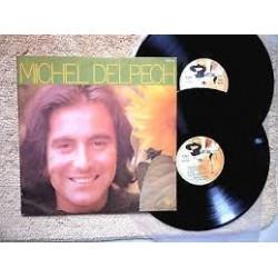Disque 2 Vinyles 33 tours michel delpech 24 titres best of collection occasion