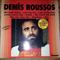 Disque Vinyle 33 tours Enregistrements Originaux Le Disque D'or - Demis Roussos collection occasion